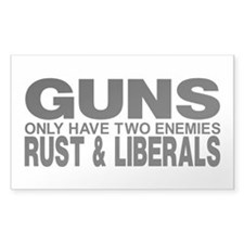 GUNS Decal