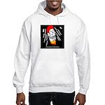 Space bunny Hooded Sweatshirt