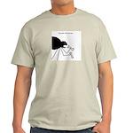 He eats the bones Light T-Shirt