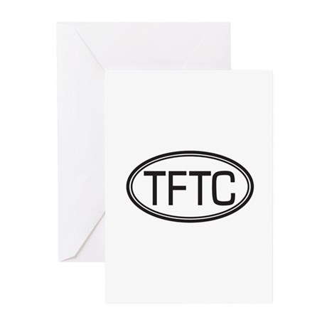 TFTC Greeting Cards (Pk of 10)