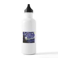 Vincent van Gogh, Starry Night Water Bottle