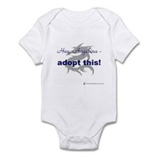 Adopt This! Infant Creeper