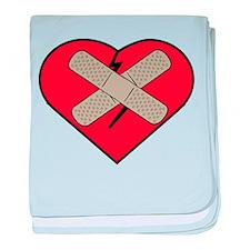 Heart Fixer baby blanket