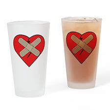 Heart Fixer Drinking Glass