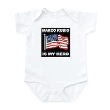 ALLEN WEST FLAGD.png Infant Bodysuit