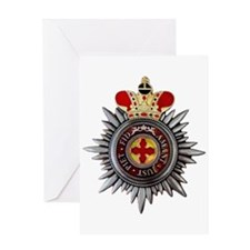 Orthodox Order of Saint Anna Star Greeting Card