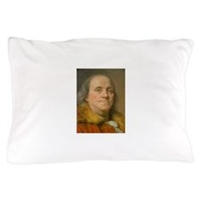 Founding Father: Benjamin Franklin Pillow Case