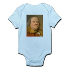 Founding Father: Benjamin Franklin Infant Bodysuit