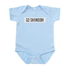 Go Shandon Infant Creeper