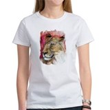 Cute Lion art Tee