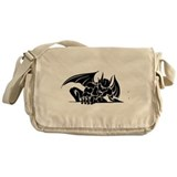 Devil Messenger Bag