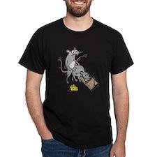 2-Mouse Trap alpha T-Shirt