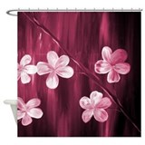 Abstract Bold Shower Curtain