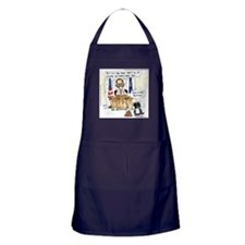 this is a duplicite Apron (dark)