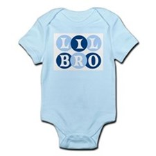 Cute Lil bro Infant Bodysuit