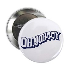 "OH, JOHNNY 2.25"" Button (100 pack)"