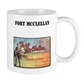 Fort McClellan with Text Mug