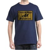 Cinco de Mayo Marathon Black T-Shirt