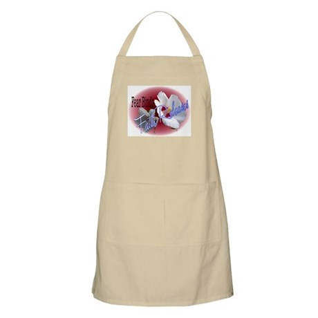 Faith Releases BBQ Apron