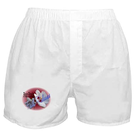 Faith Releases Boxer Shorts