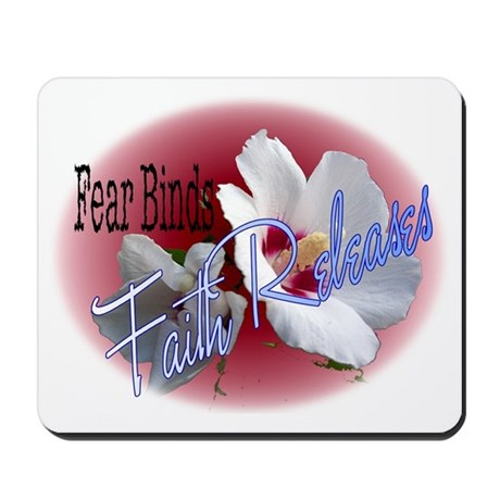 Faith Releases Mousepad