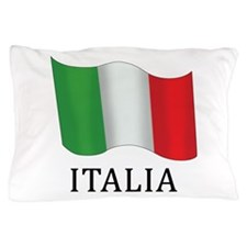 Italia Flag Pillow Case