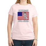 American Bull Rider Women's Light T-Shirt