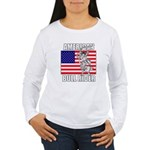American Bull Rider Women's Long Sleeve T-Shirt
