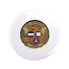 "Fort McPherson 3.5"" Button"