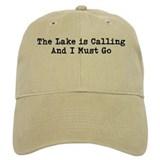 Lake is calling Must Go Baseball Cap