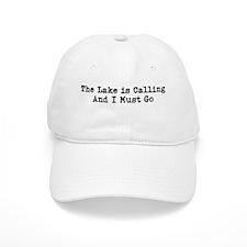Lake is calling Must Go Baseball Cap
