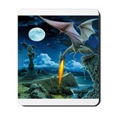 Dragon Spit Mousepad