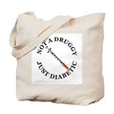 Diabetic Tote Bag
