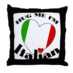I'm Italian Throw Pillow