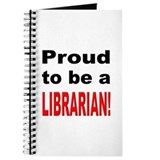 Proud Librarian Journal