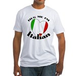 I'm Italian Fitted T-Shirt