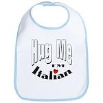 I'm Italian Bib