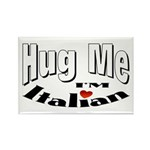 I'm Italian Rectangle Magnet (10 pack)