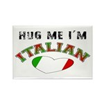 I'm Italian Rectangle Magnet