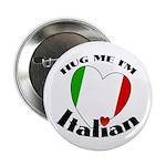 I'm Italian Button