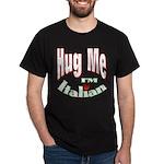 I'm Italian Black T-Shirt