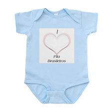 Fila Heart Infant Creeper