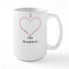 Fila Heart Mug