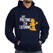 Just Pretend Hoodie