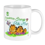 Conserve Energy Coffee Mug