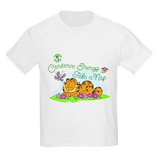 Conserve Energy Kids Light T-Shirt