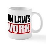 20,000 Gun Laws Mug