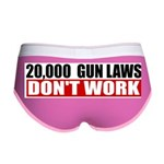 20,000 Gun Laws Women's Boy Brief