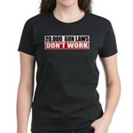 20,000 Gun Laws Women's Dark T-Shirt
