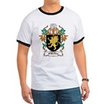 O'Griffey Coat of Arms Ringer T